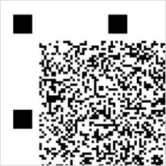 An original Scantrust digital QR code
